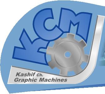 KCM || Kashif Chotani � Graphische Maschinen